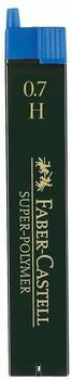 Faber-Castell 120711 Druckbleistiftminen 0,7 mm H