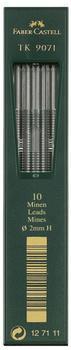 Faber-Castell Bleistiftminen 2 mm (10 Stück)