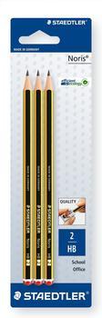 Staedtler Bleistift Noris 120 HB 3-Stk.