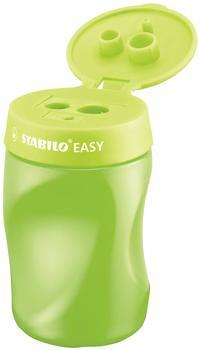 Stabilo EASY Dosenspitzer 3 in 1 für Rechtshände grün (45024)