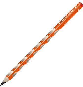 STABILO Easygraph Bleistift Rechtshänder (HB) (orange)