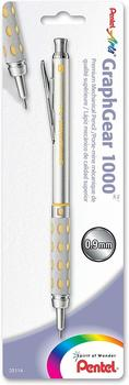 Pentel Graph Gear 1000 Mechanical Drafting Pencil 0.9 Yellow