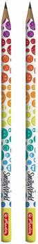 Herlitz Bleistifte dreikant SmileyWorld Rainbow HB (50001934)