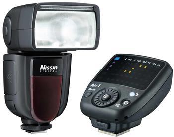 Nissin Di700A + Commander Air 1 Kit Canon