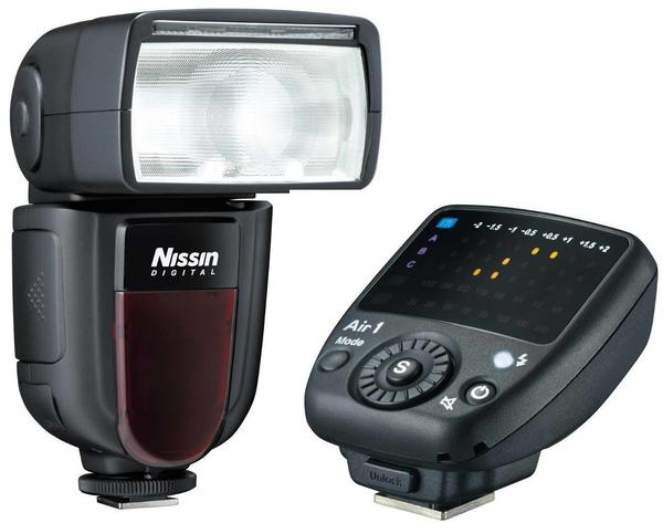 Nissin Di700A + Commander Air 1 Kit Nikon