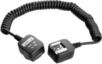 Metz TTL Verbindungskabel für Nikon TCC-20