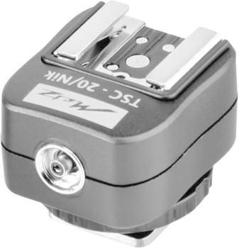Metz Blitzschuh-Adapter f. Nikon TSC-20