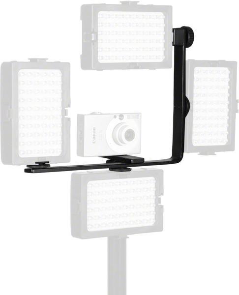 Walimex Hilfseckschiene für Video-Flächenleuchte