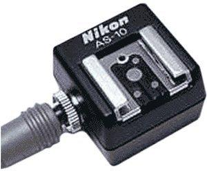 Nikon AS-10 Blitzschuh Adapter
