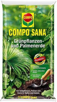 Compo Sana Grünpflanzen- und Palmenerde 5 Liter
