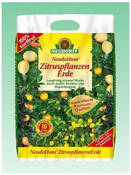 Neudorff NeudoHum ZitruspflanzenErde 10 Liter