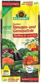Neudorff NeudoHum Tomaten- und GemüseErde 20 Liter