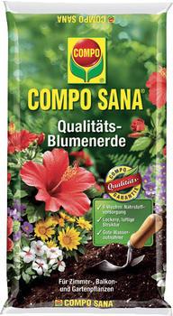 Compo Sana Qualitäts-Blumenerde 10 Liter
