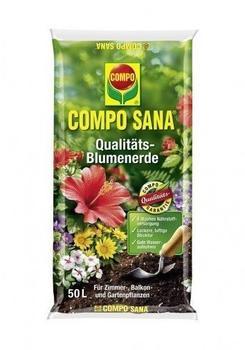 Compo Sana Qualitäts-Blumenerde 50 Liter