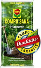 Compo Sana Pflanzerde 50 Liter