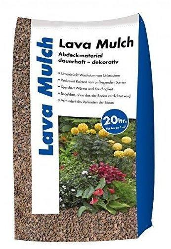 Hamann Lava Mulch 8-16 mm rot (20 L)