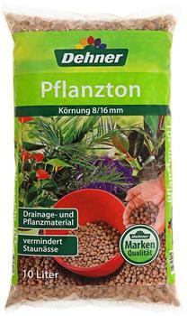 Dehner Pflanzton 8/16 mm 10 L