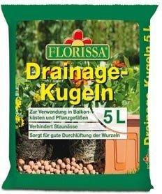 Florissa Drainage-Kugeln 5 Liter