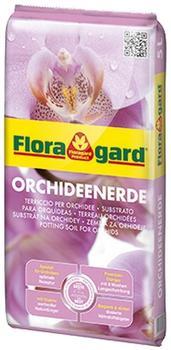 Floragard Orchideenerde ohne Torf 5 Liter