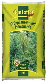 Plantaflor Grünpflanzen- & Palmenerde 10 Liter
