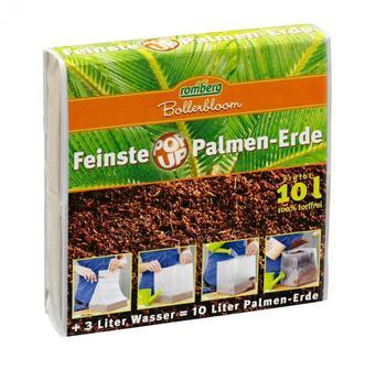 Romberg Feinste POP UP Palmen- und Grünpflanzenerde 10 Liter