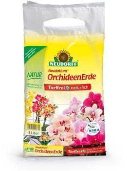 Neudorff NeudoHum OrchideenErde 3 Liter