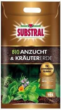 Substral Bio Anzucht & Kräutererde 10 Liter