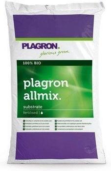 Plagron Allmix Substrat mit Perlite 50 Liter