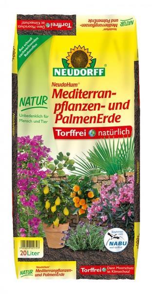 Neudorff NeudoHum Mediterranpflanzen- und PalmenErde 20 Liter