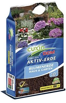 Cuxin Aktiv-Erde Blumenerde 7 Liter