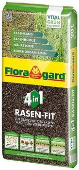 Floragard 4in1 Rasen-Fit 20 Liter