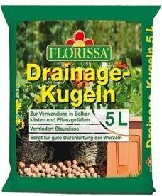 Florissa Drainage-Kugeln 20 Liter