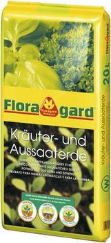 Floragard Kräuter- und Aussaaterde 20 Liter