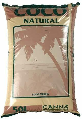 Canna Coco Natural Substrat 50 Liter
