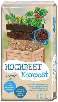 Floragard Hochbeet-Kompost 40 L