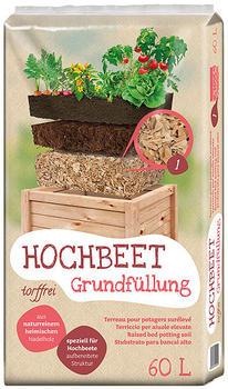 Floragard Hochbeet-Grundfüllung 60 l
