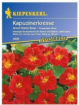 "Kiepenkerl Kapuzinerkresse ""Jewel Cherry Rose"""