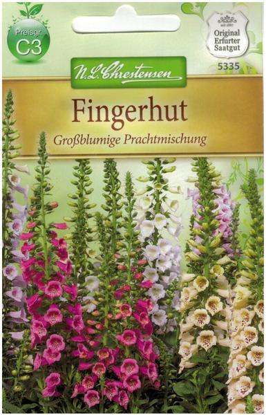 Chrestensen Fingerhut Großblumige Prachtmischung