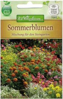 Chrestensen Sonnenblumen Mischung für den Steingarten