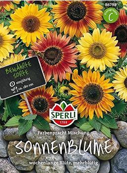 Sperli Sonnenblumen Farbenpracht Mischung