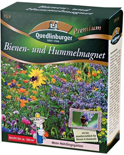 Quedlinburger Saatgut Bienen- und Hummelmagnet
