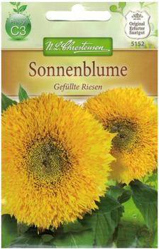 Chrestensen Sonnenblume Gefüllte Riesen