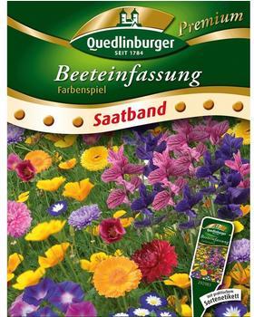 Quedlinburger Saatgut Beeteinfassung 'Farbenspiel'