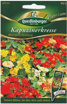 Quedlinburger Saatgut Kapuzinerkresse 'Whirlybird Mischung'