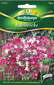 Quedlinburger Saatgut Edelwicke 'Ampelkorb Mischung'