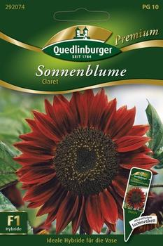 Quedlinburger Saatgut Sonnenblume Claret