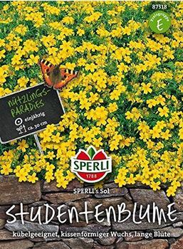 Sperli Studentenblumensamen,Tagetessamen,Rosensamen