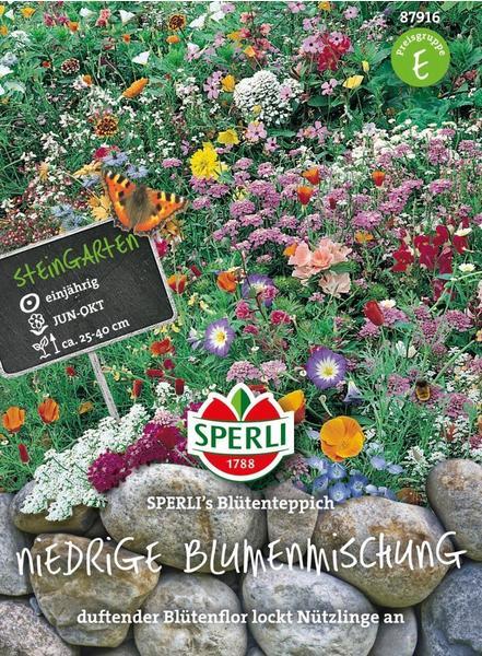 Sperli Nelkensamen,Blumenmischsaat,Zinniensamen,Löwenmaulsamen,Mohnsamen