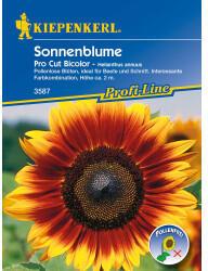 Kiepenkerl Sonnenblume Pro Cut Bicolor, F1