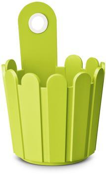 Emsa Landhaus Fässchen 15x22cm grün